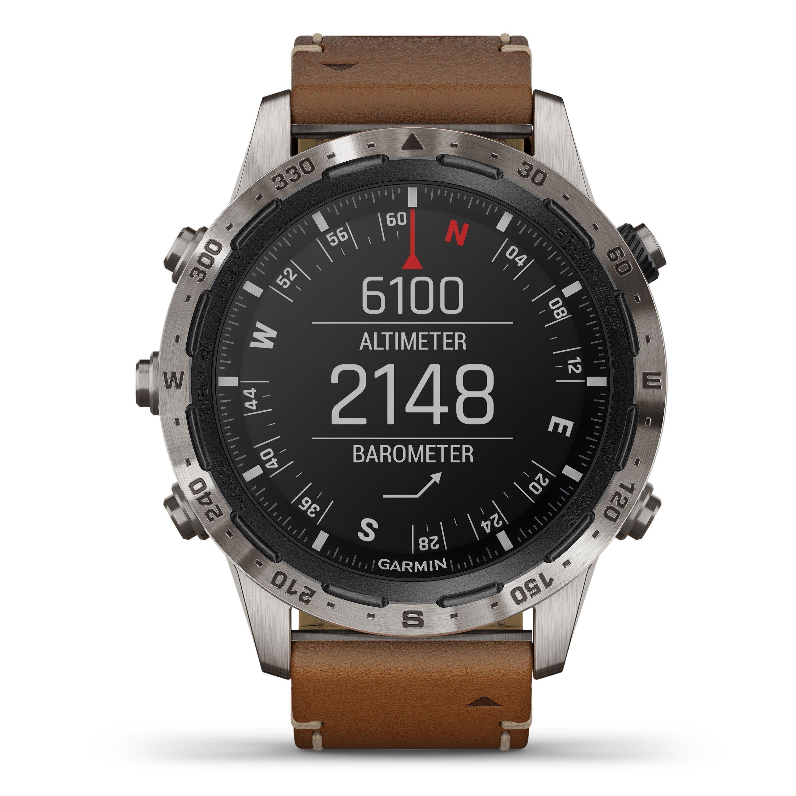 Garmin Marq Adventurer Titanium Smartwatch