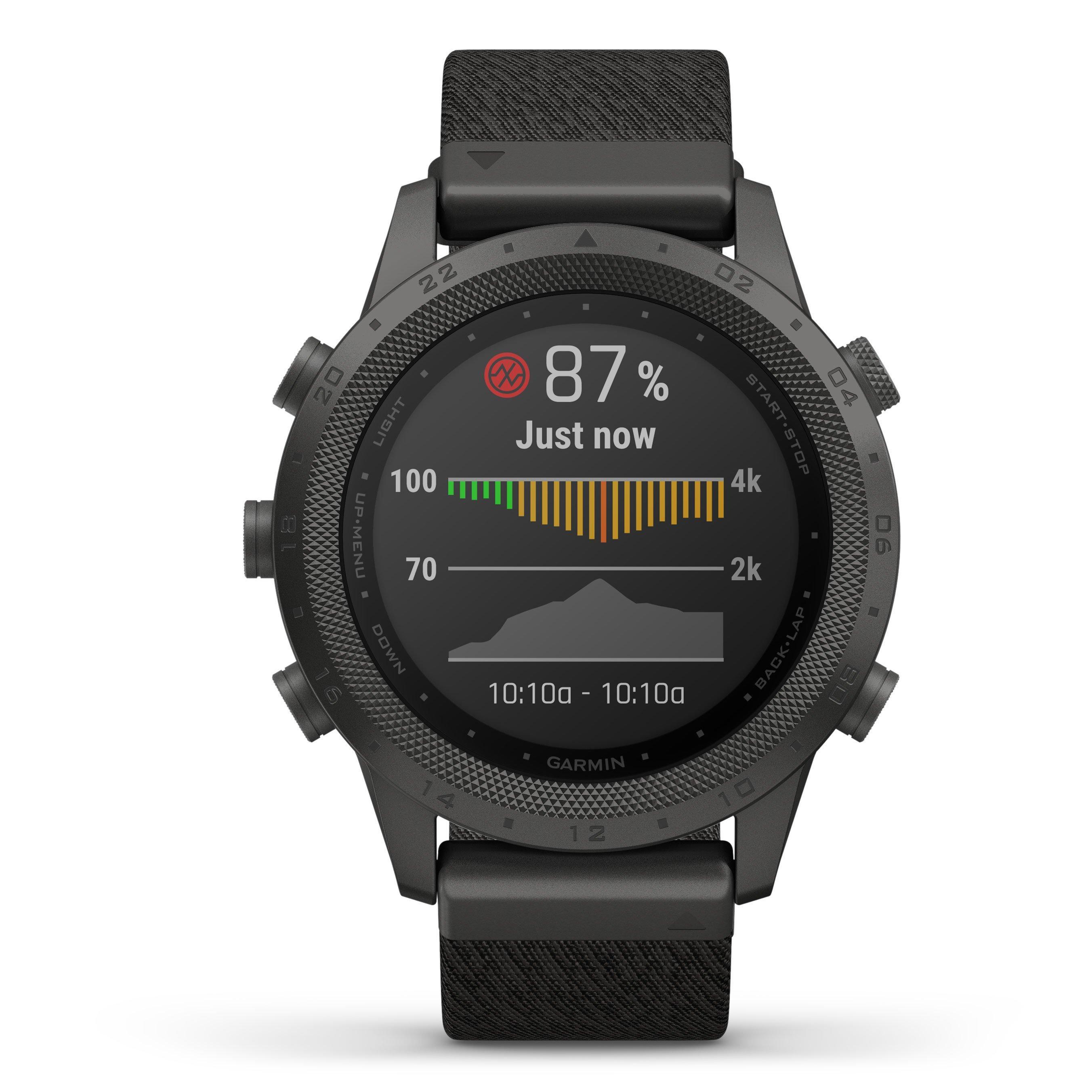 Garmin Marq Commander Titanium Smartwatch
