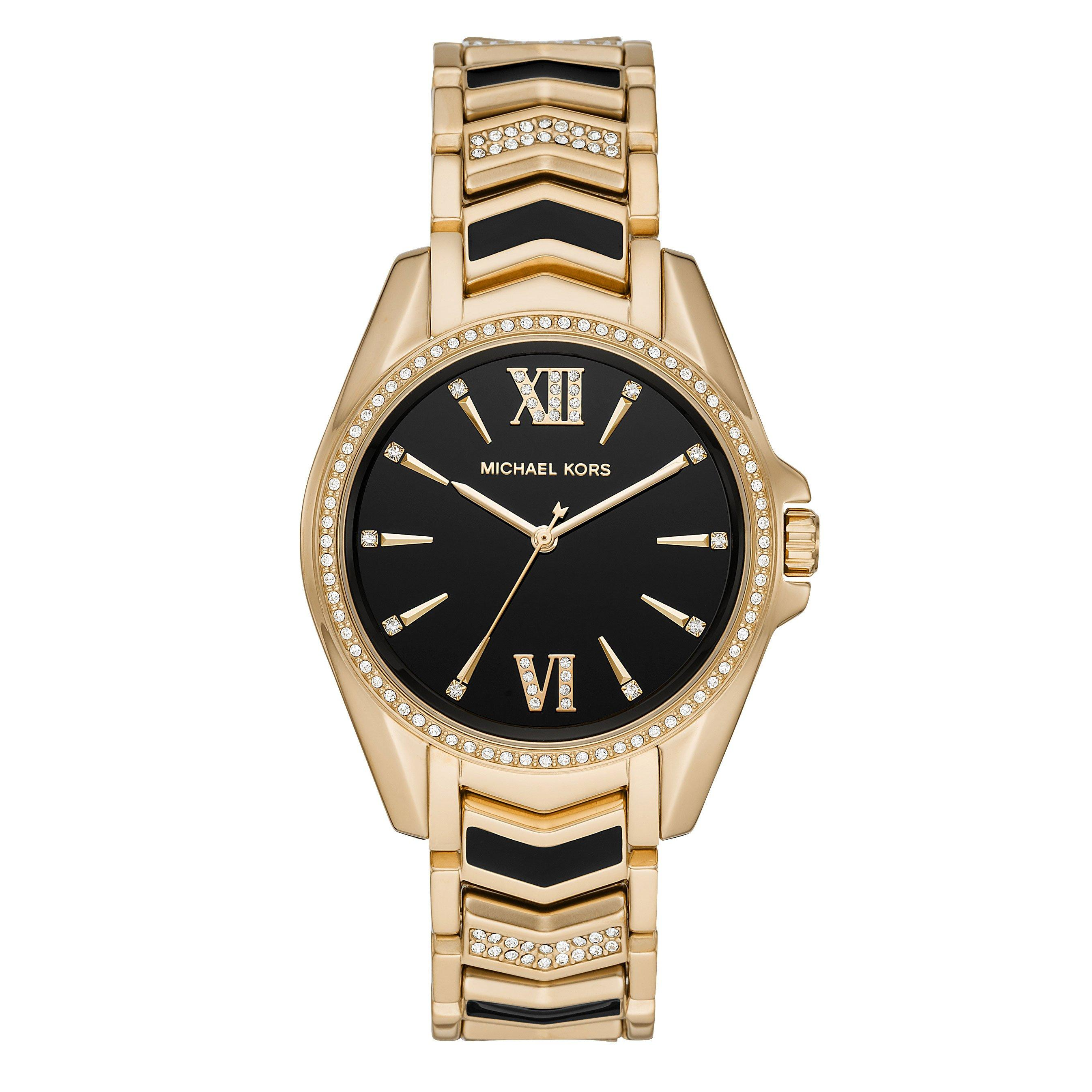 Michael Kors Whitney Gold Plated Ladies Watch