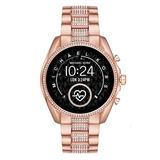 Michael Kors Access Bradshaw Rose Gold Plated Ladies Smartwatch