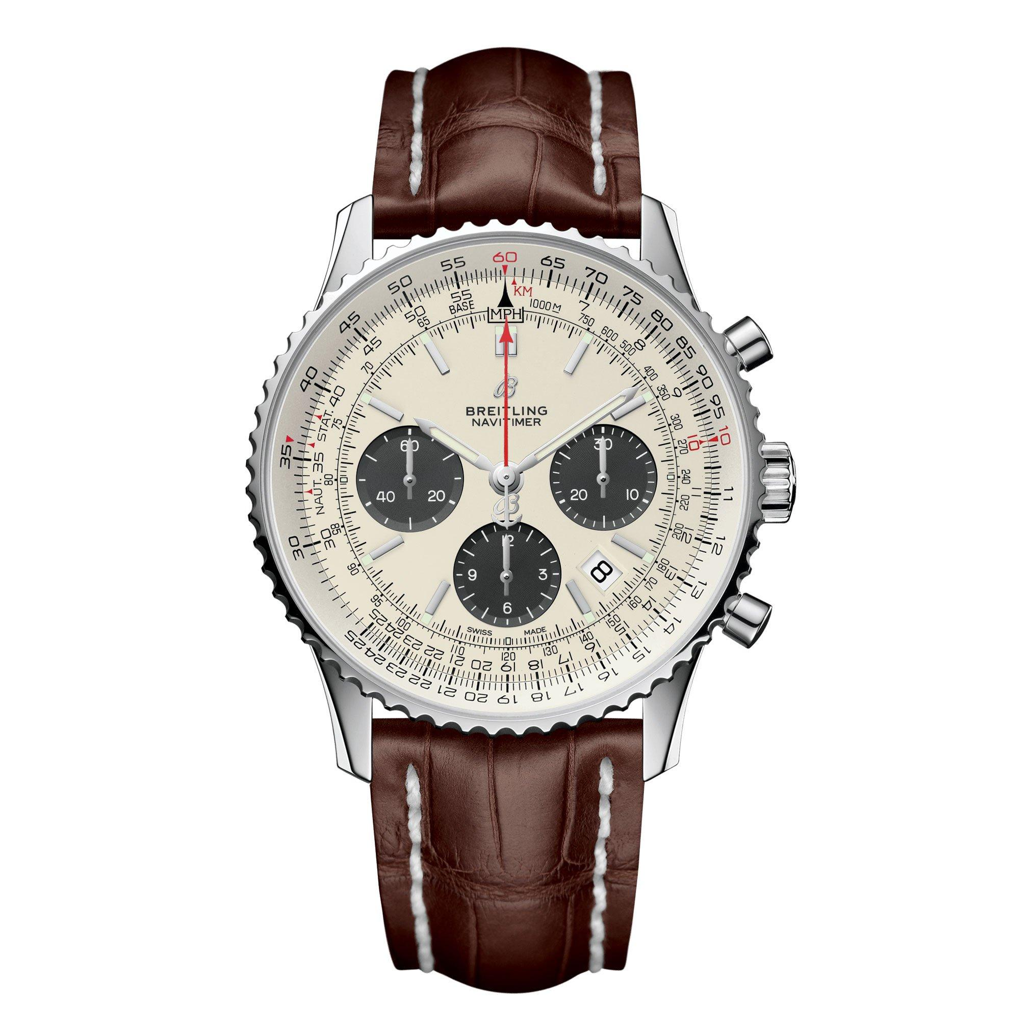 Breitling Navitimer B01 Chronograph 43 Automatic Men's Watch
