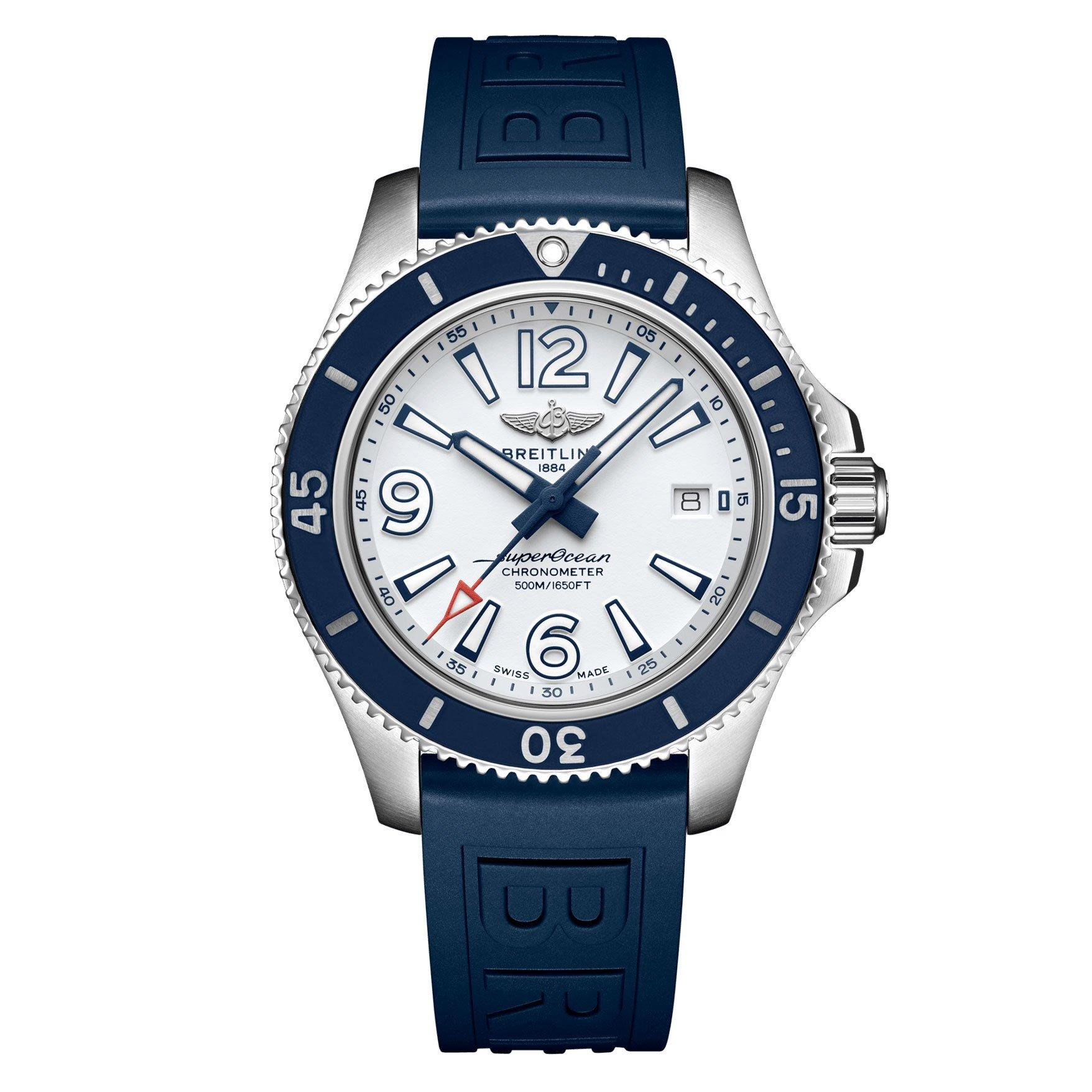 Breitling Superocean 42 Automatic Men's Watch