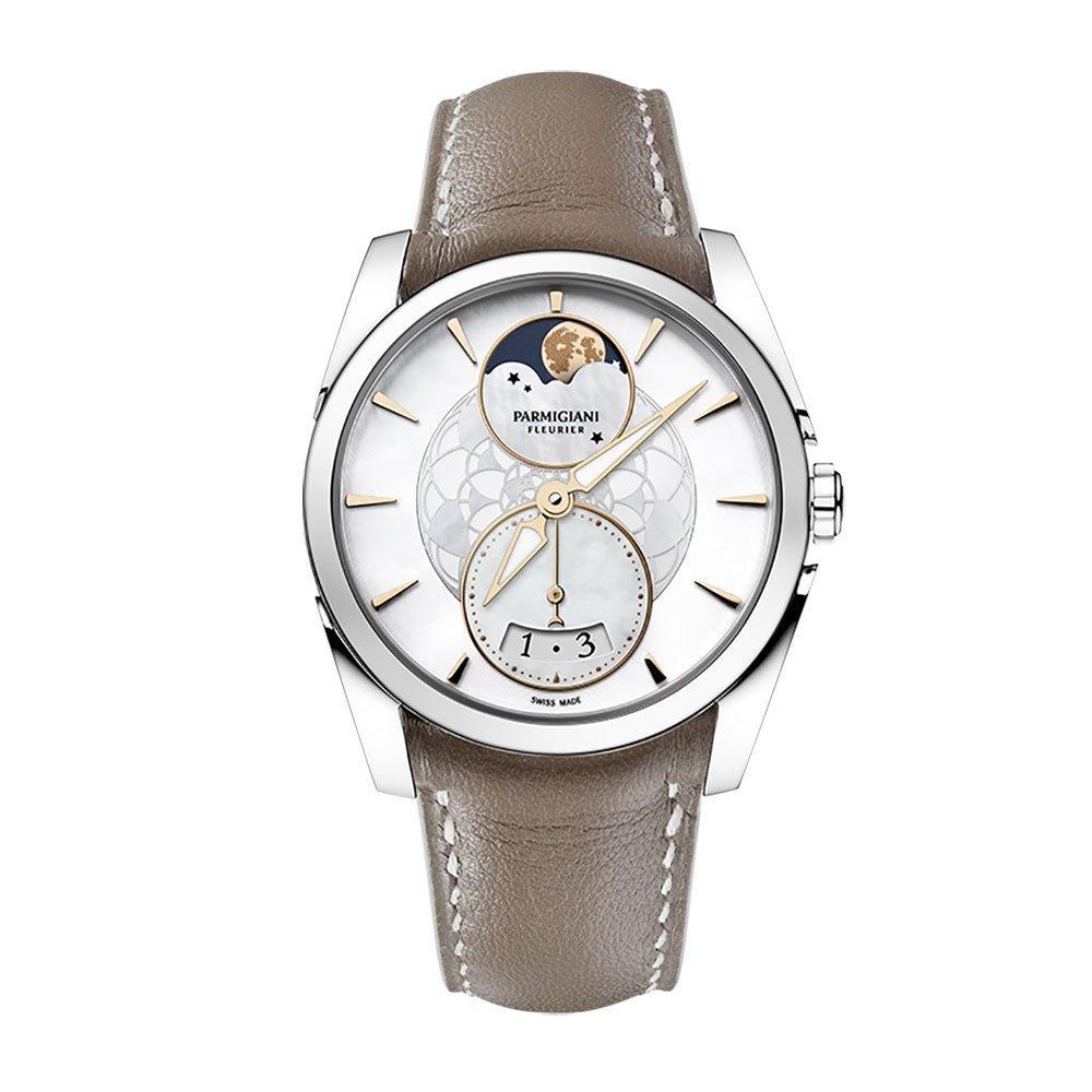 Parmigiani Tonda Metropolitaine Selene Automatic Ladies Watch