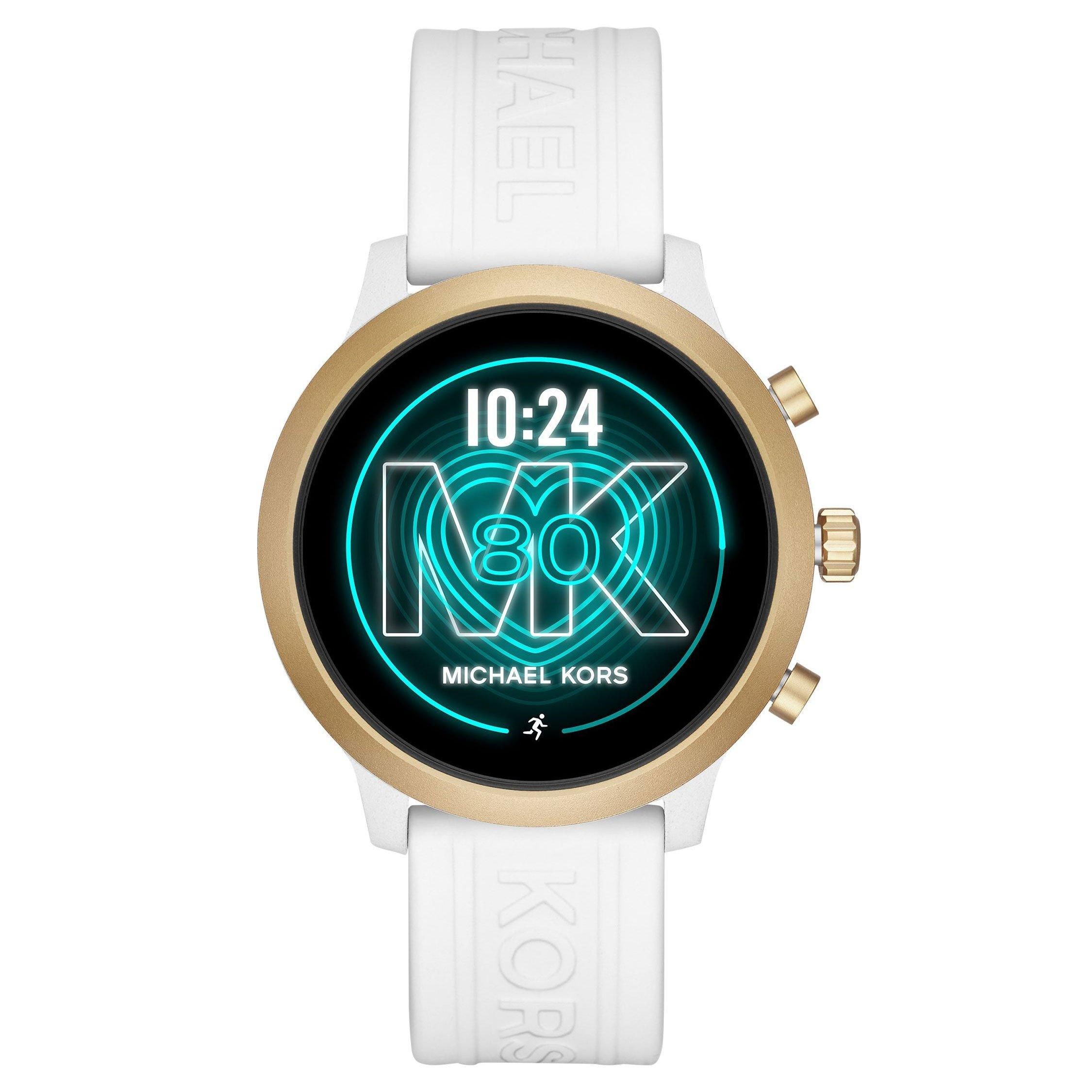 Michael Kors Access Go Gold Plated Ladies Smartwatch