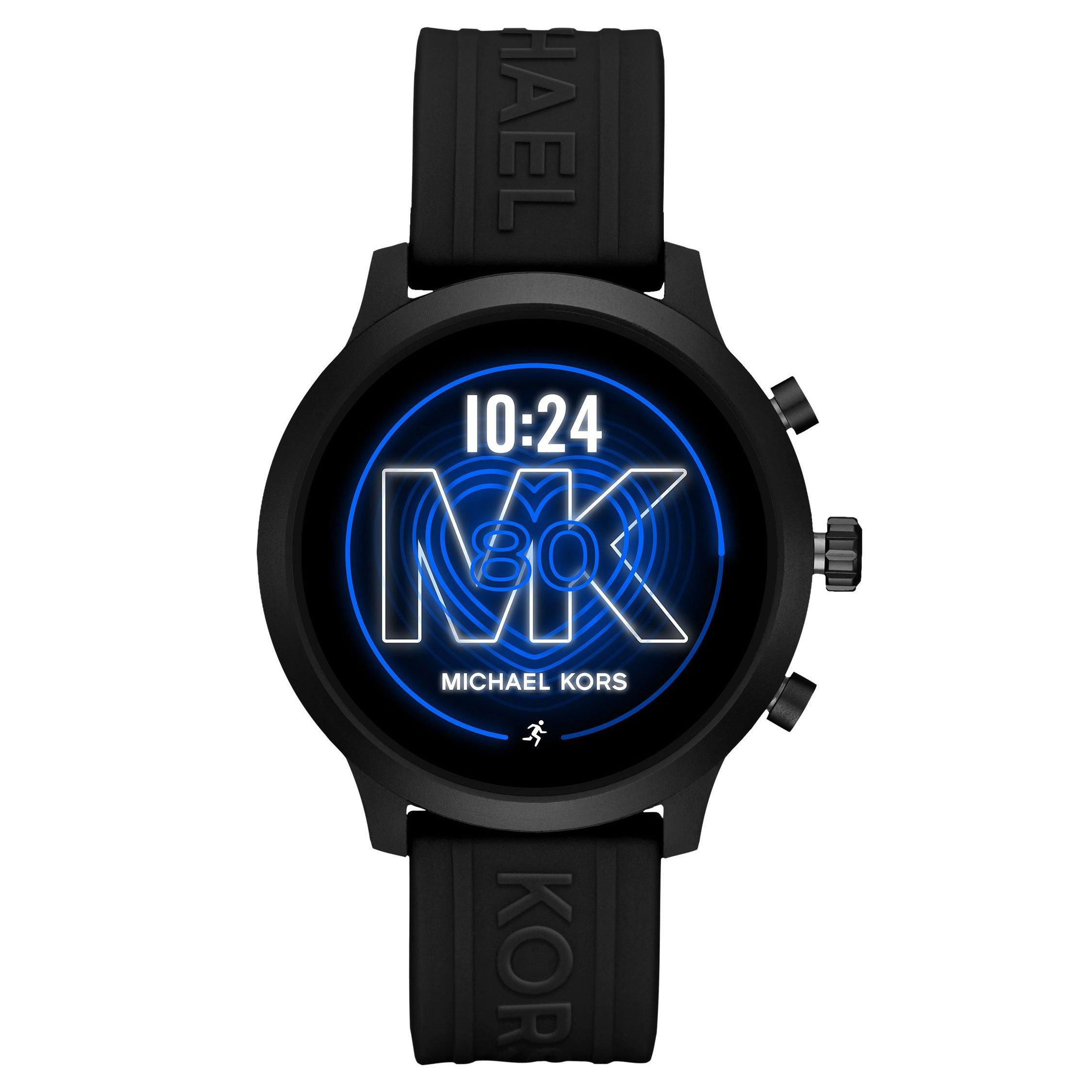 Michael Kors Access Go Black Ion Plated Ladies Smartwatch