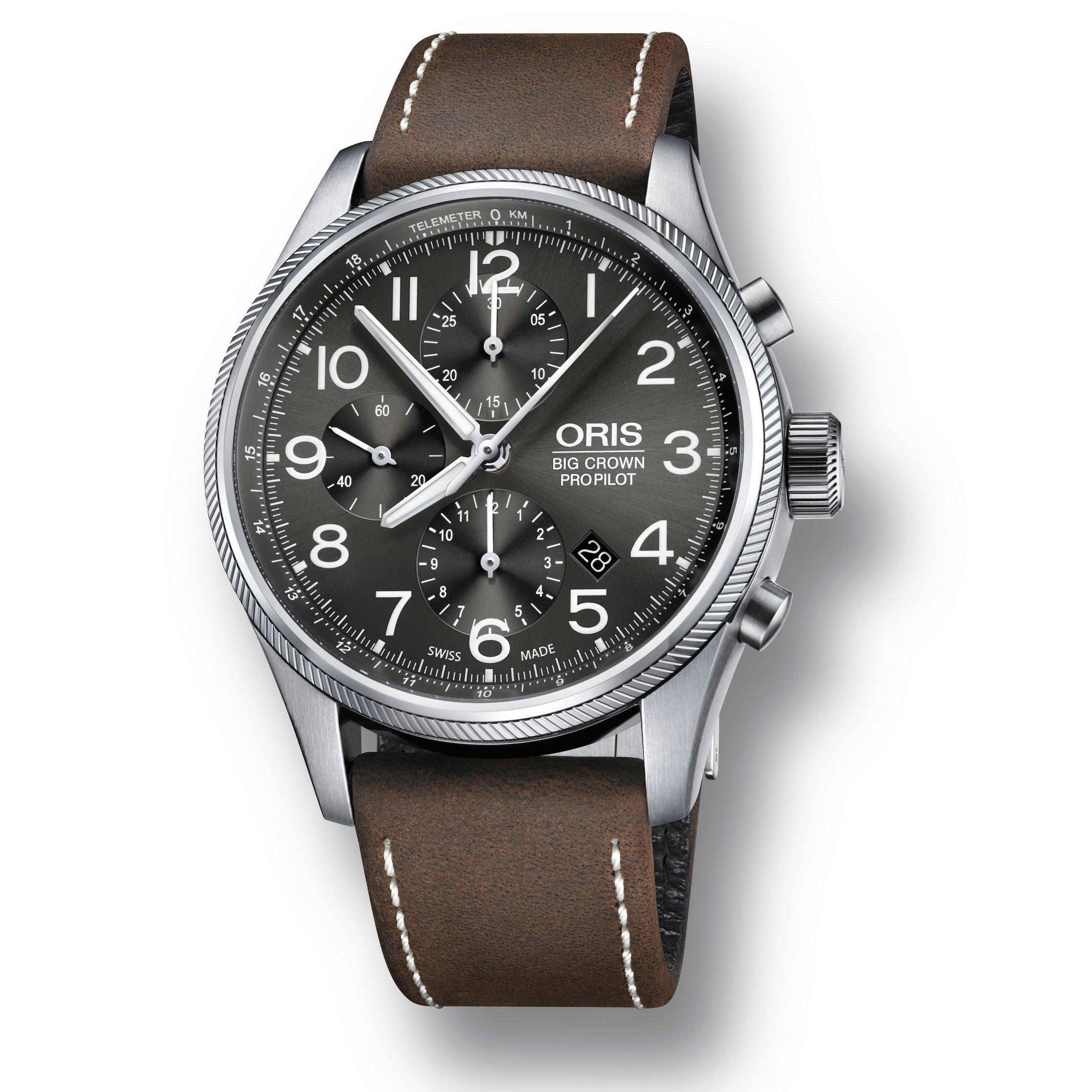 Oris Big Crown Pro Pilot Automatic Chronograph Men's Watch