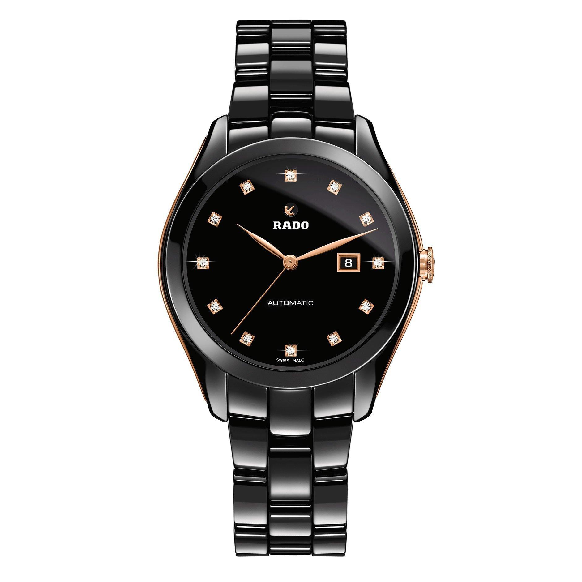 Rado Hyperchrome Automatic Diamonds Limited Edition Ladies Watch