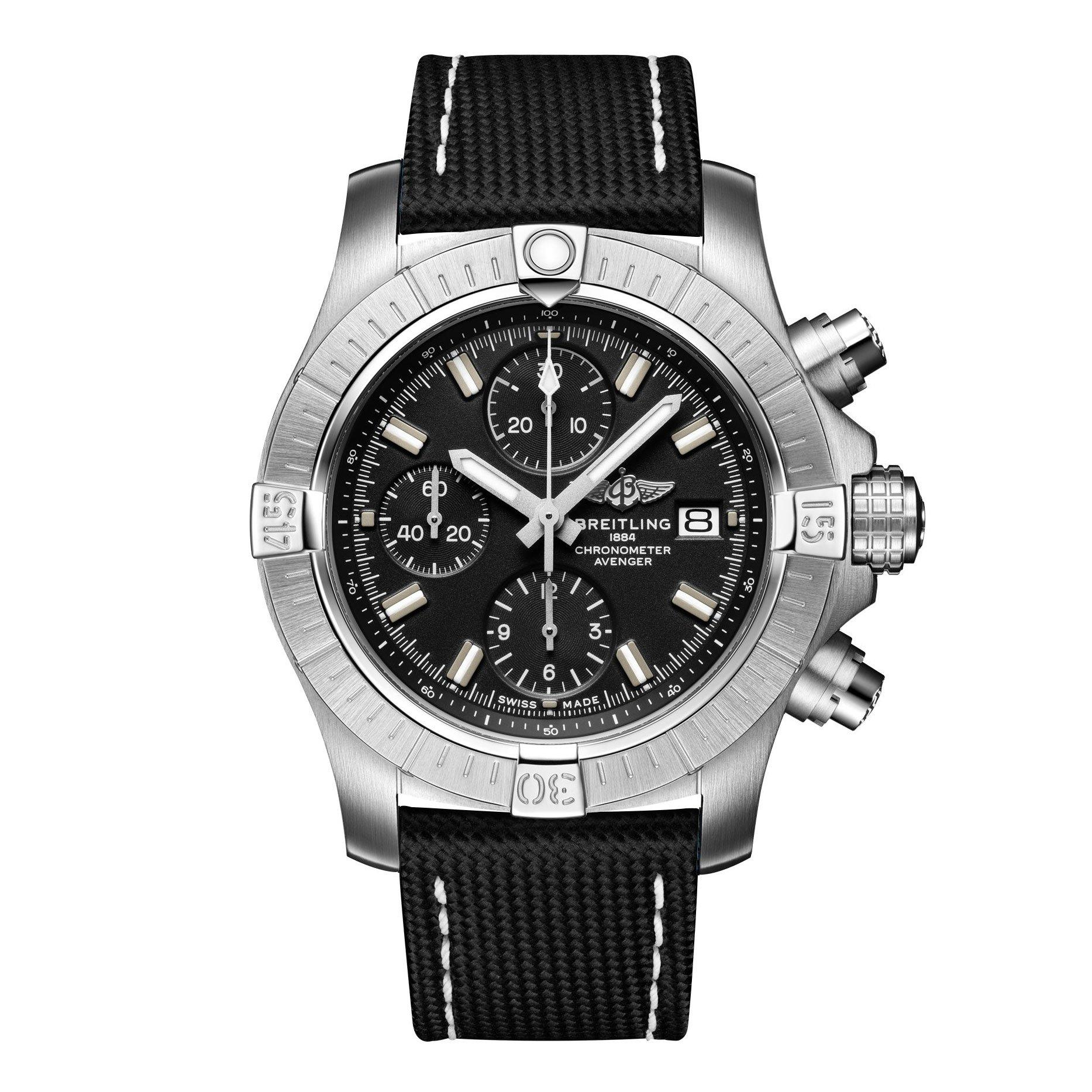 Breitling Avenger Chronograph 43 Automatic Men's Watch