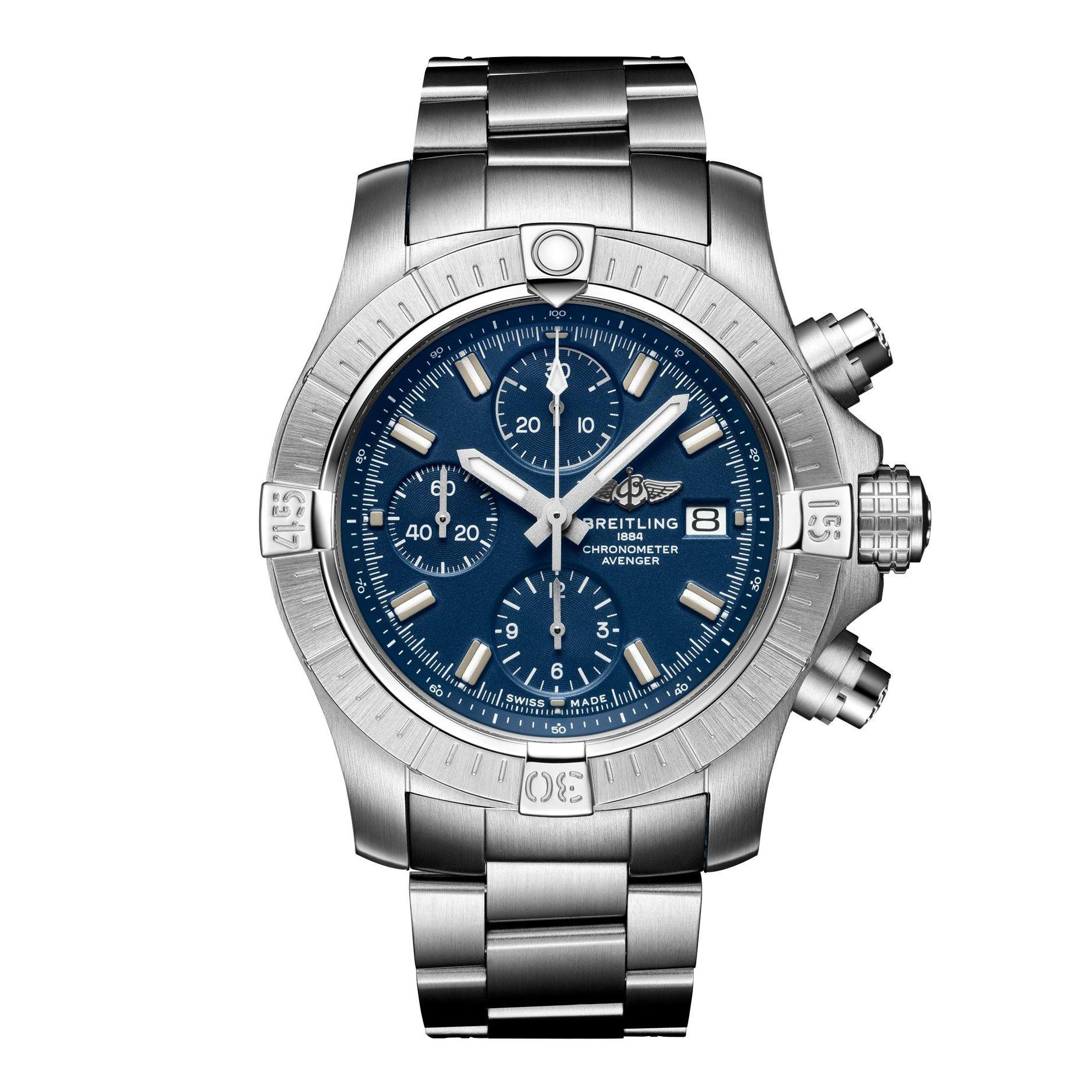 Breitling Avenger Automatic Chronograph Men's Watch