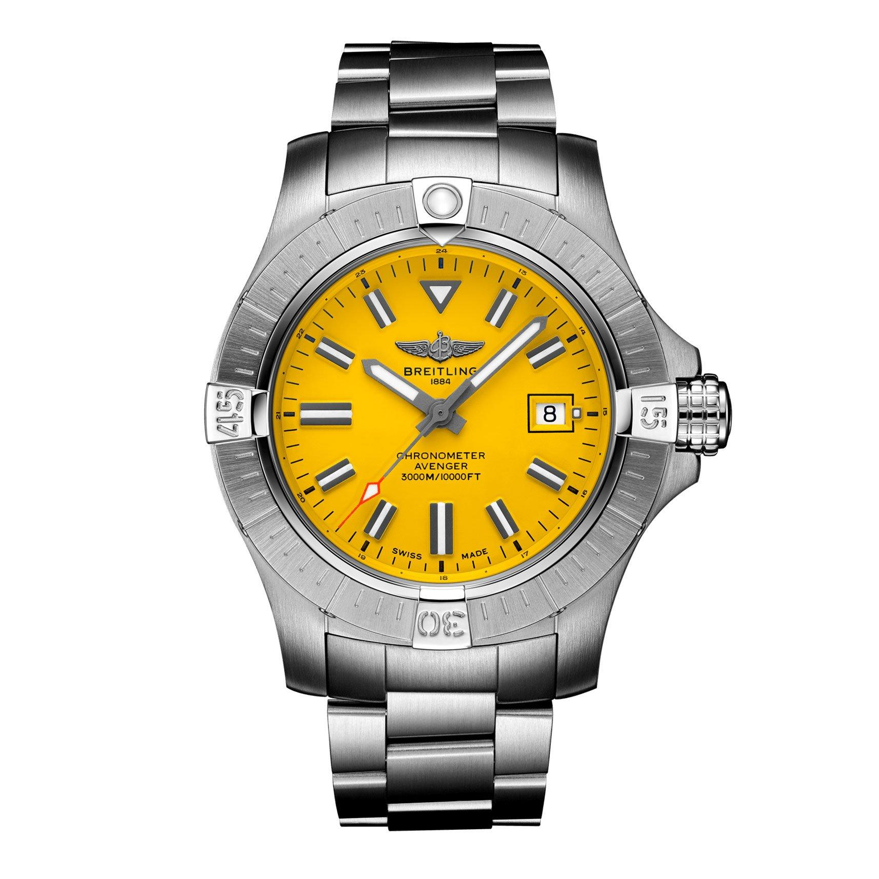Breitling Avenger Automatic 45 Seawolf Men's Watch