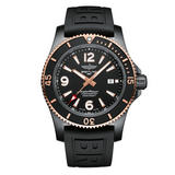 Breitling Superocean Automatic 46 Black Steel Men's Watch