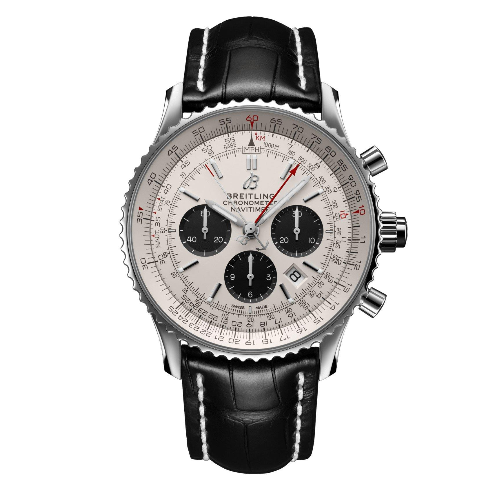 Breitling Navitimer B03 Chronograph Rattrapante 45 Automatic Men's Watch