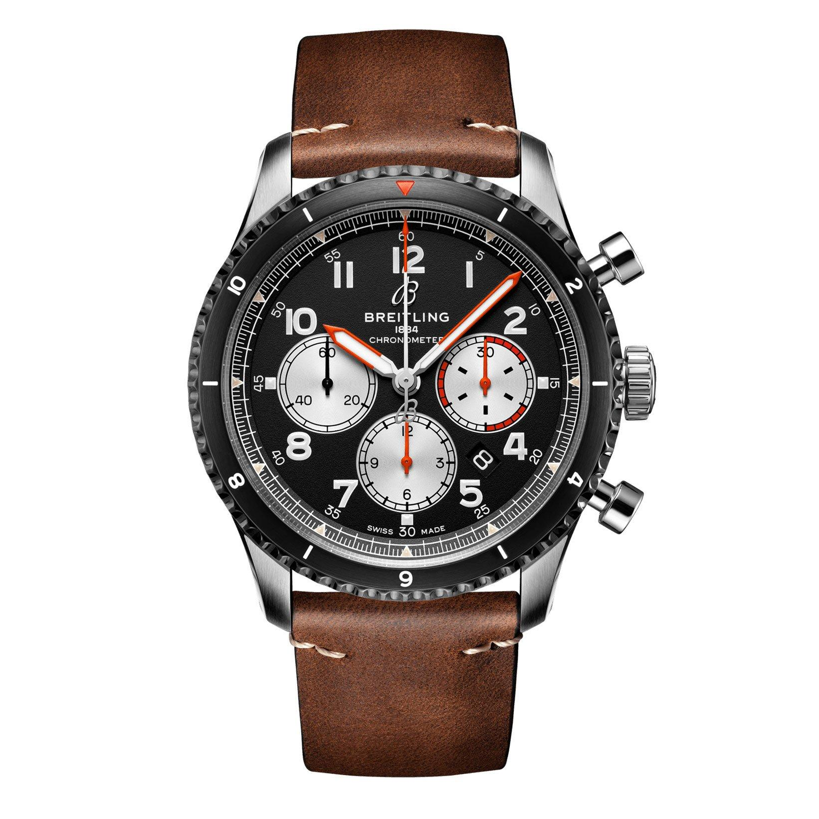 Breitling Aviator 8 B01 Chronograph 43 Mosquito Automatic Men's Watch