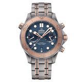 OMEGA Seamaster Diver 300m Titanium and 18ct Gold Automatic Men's Watch