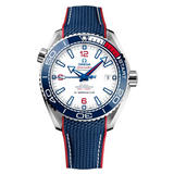OMEGA Seamaster Planet Ocean 600m America's Cup Master Chronometer Men's Watch