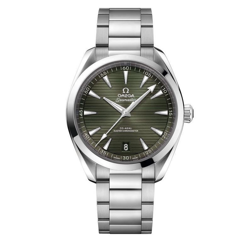 OMEGA Seamaster Aqua Terra 150m Master Chronometer Automatic Men's Watch
