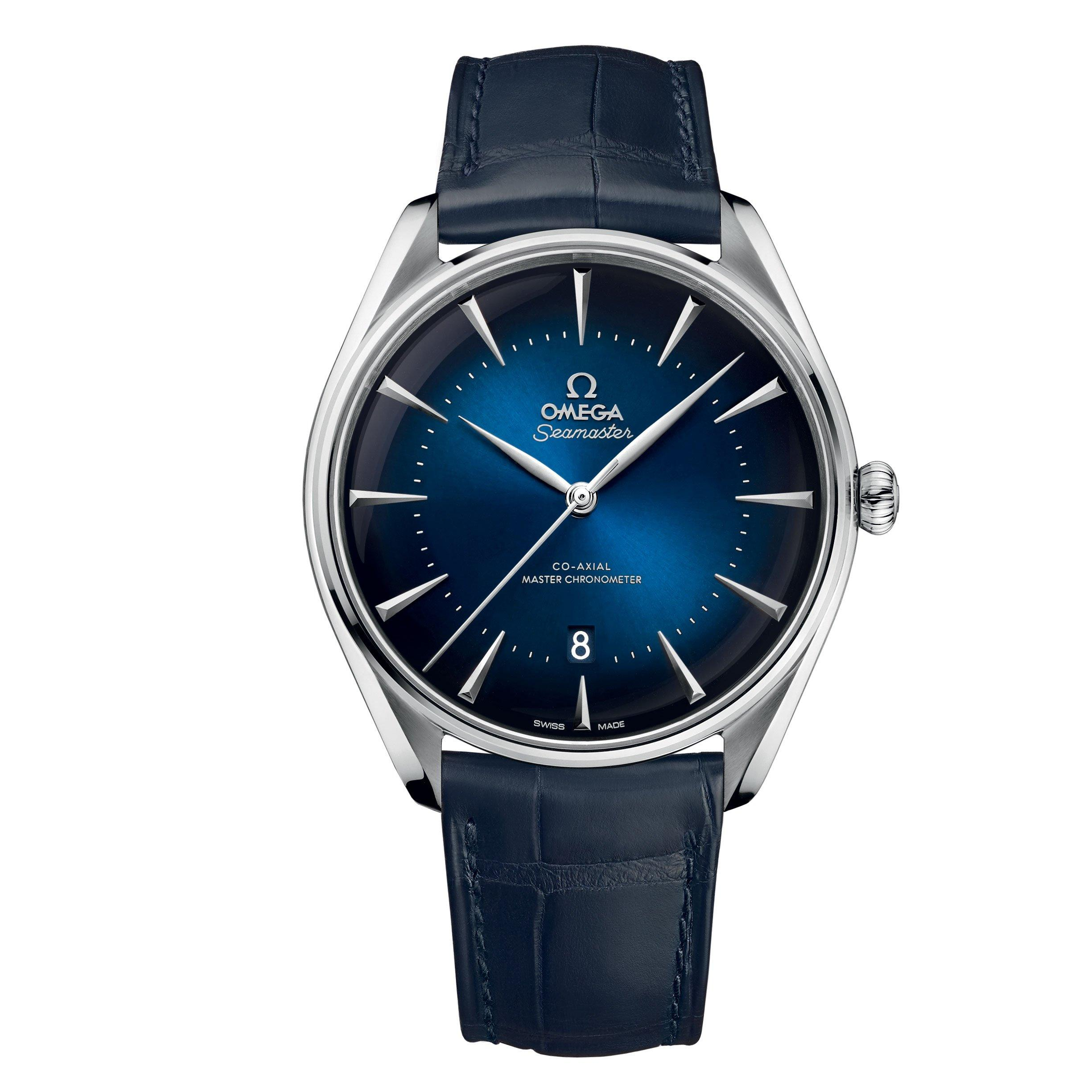 OMEGA Seamaster Exclusive Boutique London Limited Edition Automatic Men's Watch