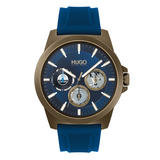 HUGO Twist Khaki Men's Watch