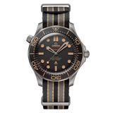 OMEGA Seamaster Diver 300m 007 Edition Titanium Automatic Men's Watch