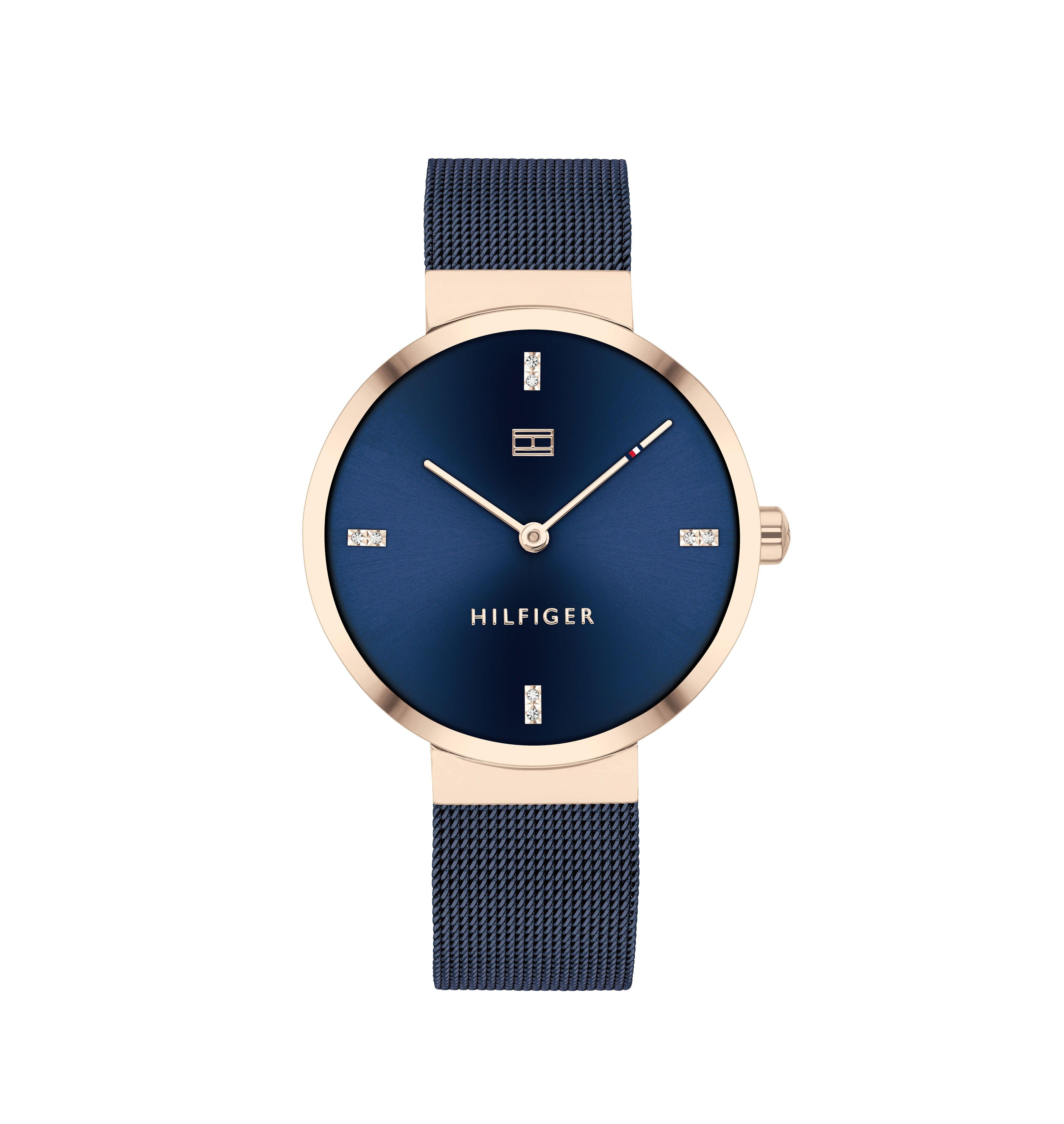 Tommy Hilfiger Liberty Rose Gold Tone Ladies Watch