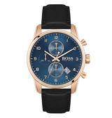 BOSS Skymaster Rose Gold Tone Chronograph Men's Watch