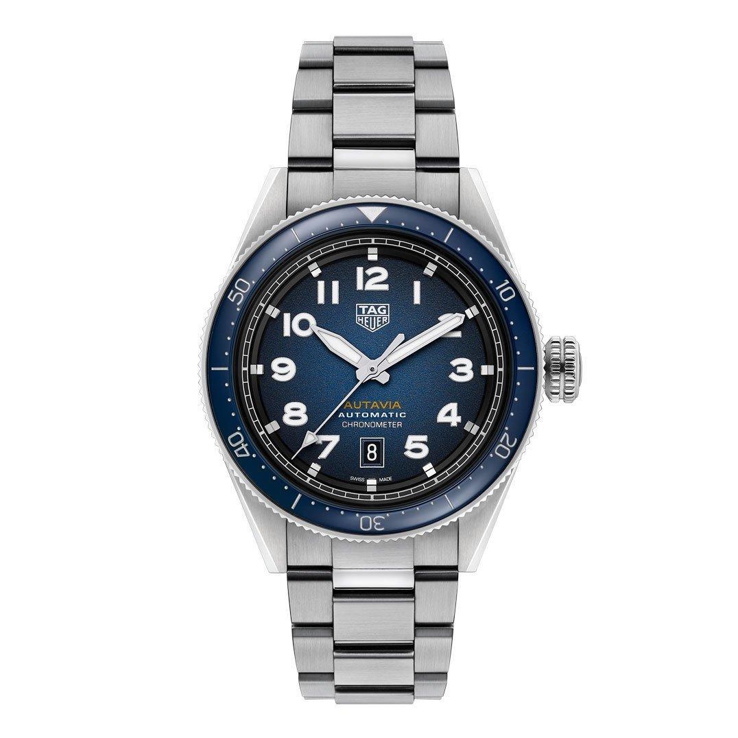 TAG Heuer Autavia Automatic Chronometer Men's Watch