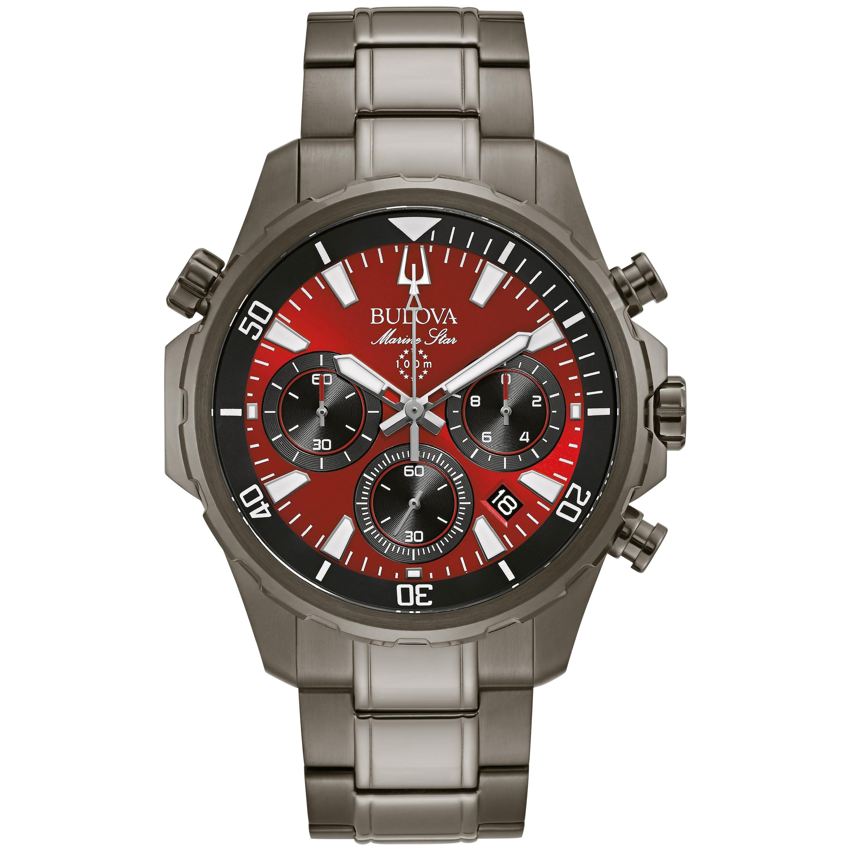 Bulova Marine Star Chronograph Men's Watch