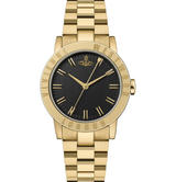 Vivienne Westwood Warwick Gold Tone Ladies Watch