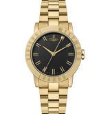 Vivienne Westwood Warwick Gold Tone Ladies Watch
