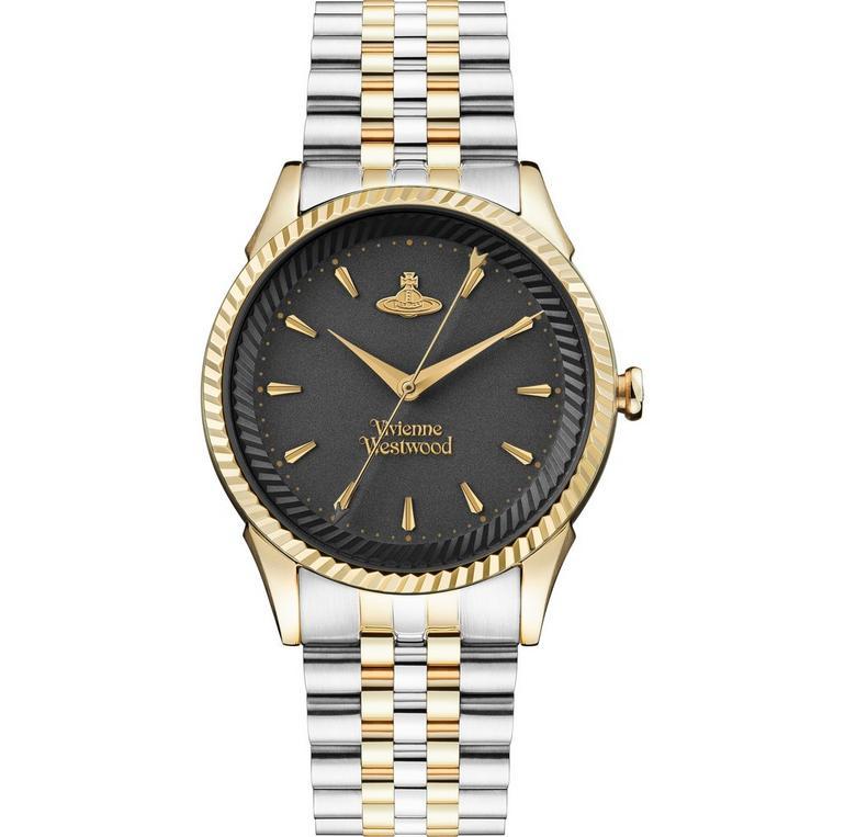 Vivienne Westwood Seymour Steel and Gold Tone Ladies Watch