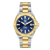 TAG Heuer Aquaracer Steel and Gold Automatic Men's Watch
