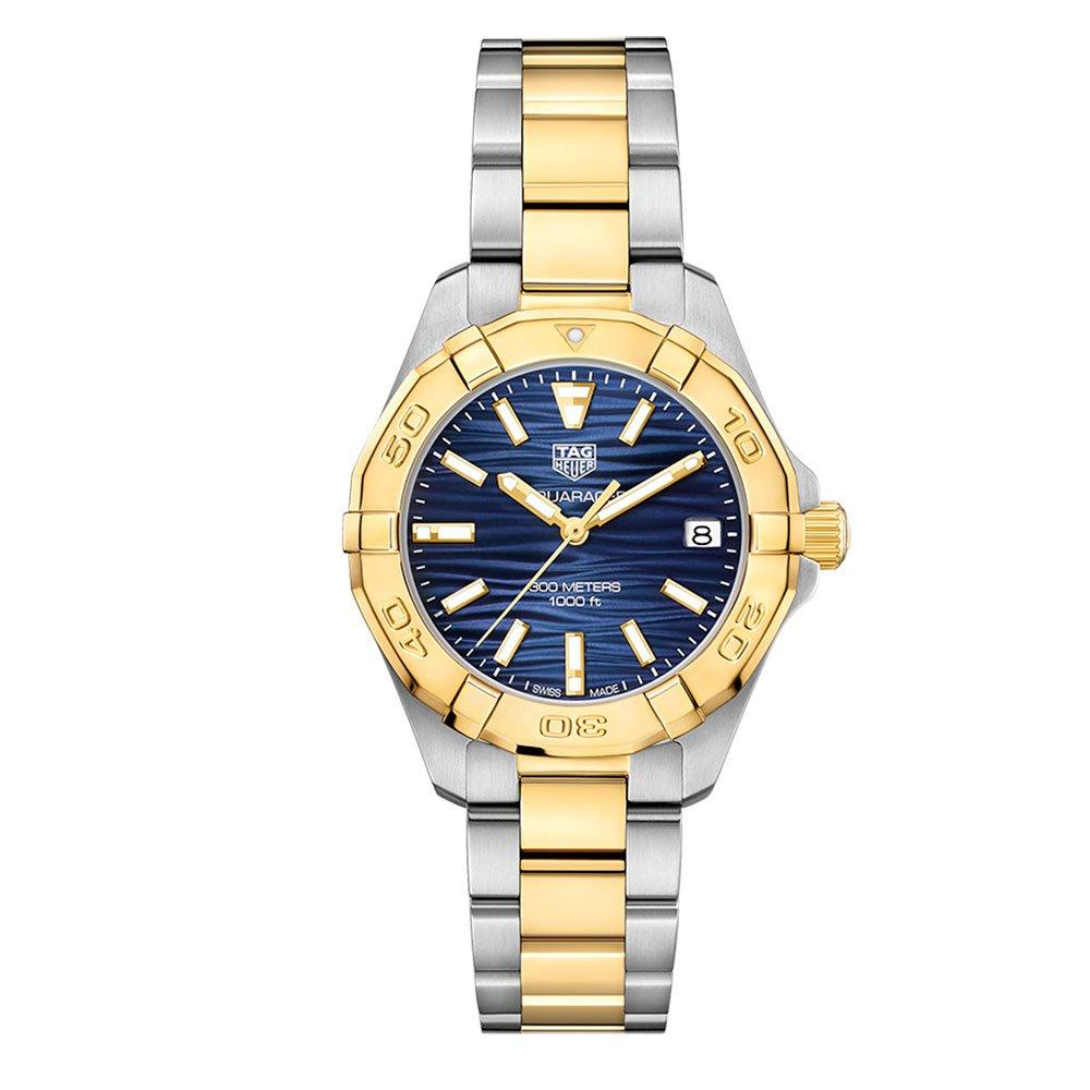 TAG Heuer Aquaracer Steel and Gold Ladies Watch