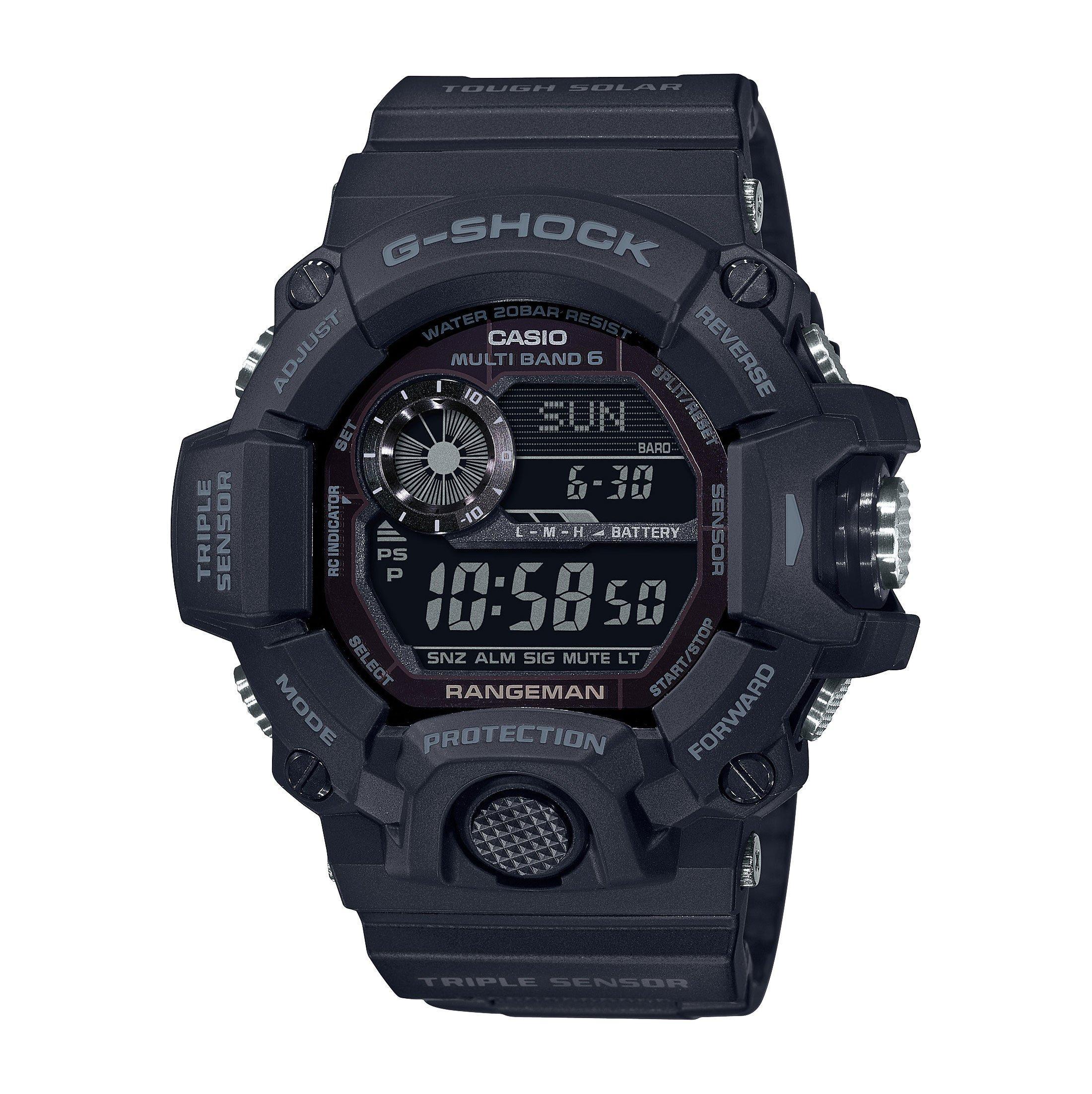 Casio Black-Out Rangeman Men's Watch