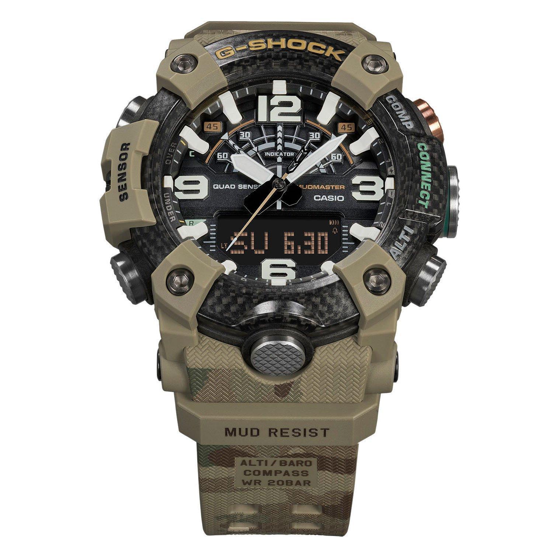 Casio Mudmaster British Army Limited Edition Men's Watch