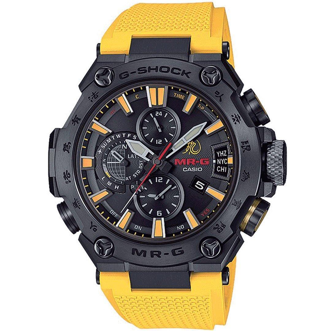 Casio G-Shock MR-G Titanium Bruce Lee Limited Edition Chronograph Men's Watch