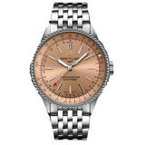 Breitling Navitimer Automatic 35 Copper Ladies Watch