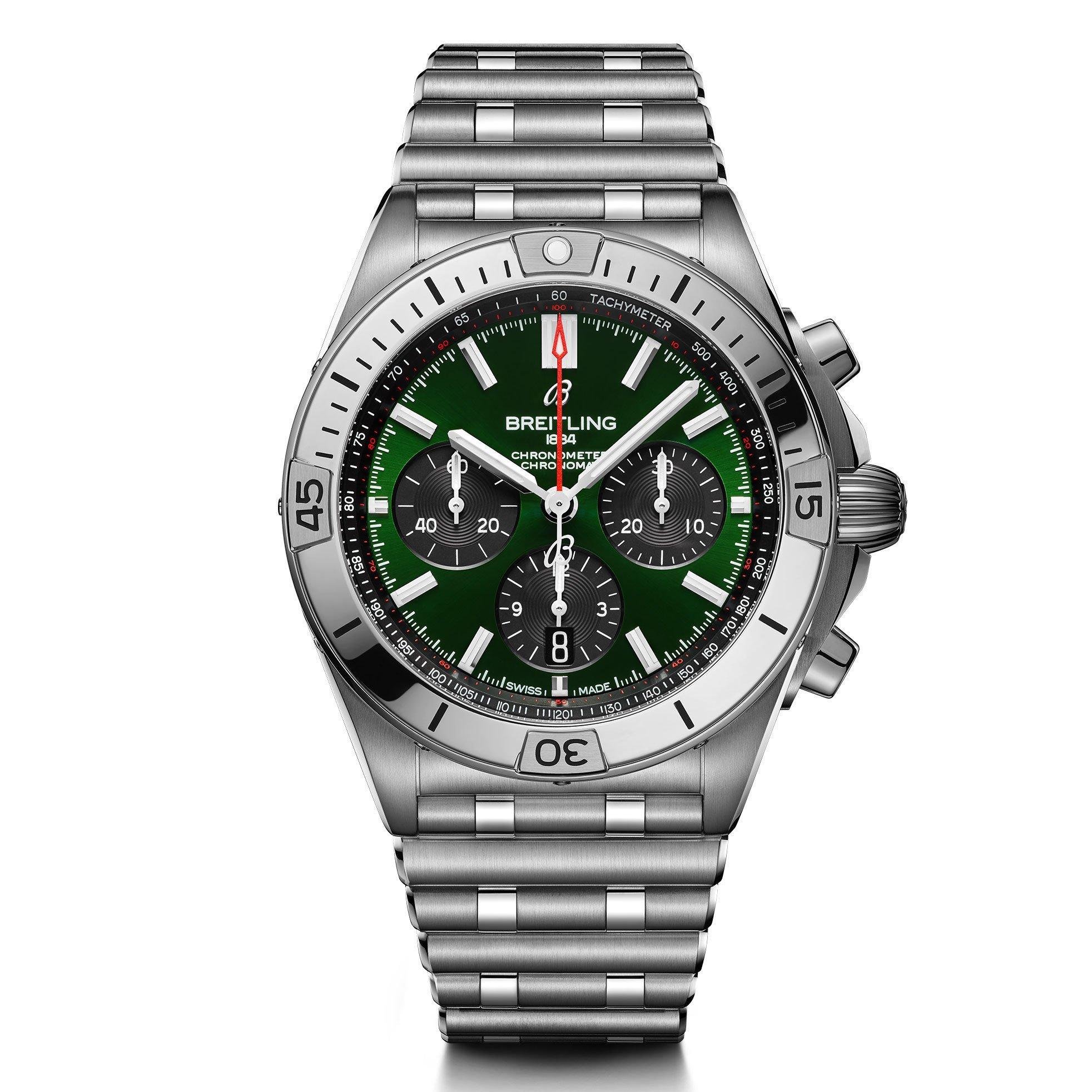 Breitling Chronomat B01 42 Bentley Chronograph Men's Watch