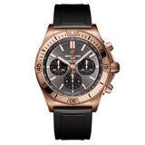 Breitling Chronomat B01 18ct Rose Gold Automatic Chronograph Men's Watch