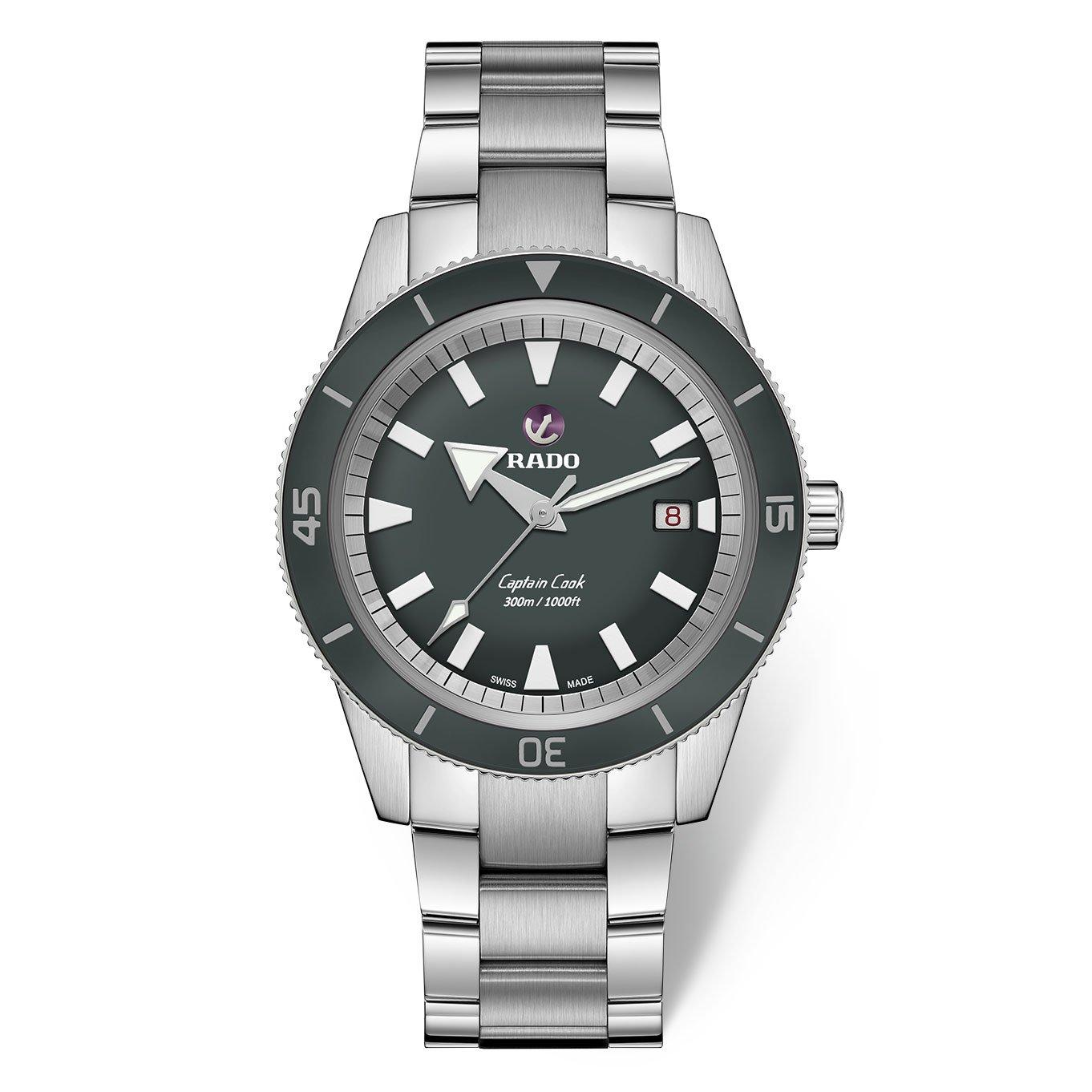 Rado Captain Cook Limited Edition Automatic Men's Watch