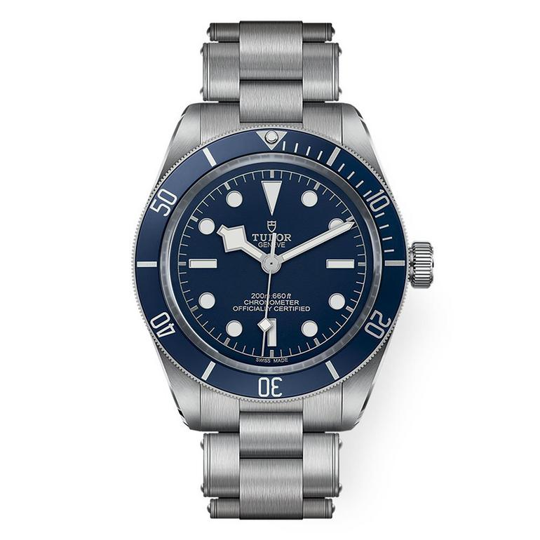 TUDOR Heritage Black Bay Fifty-Eight Navy Blue Automatic Men's Watch