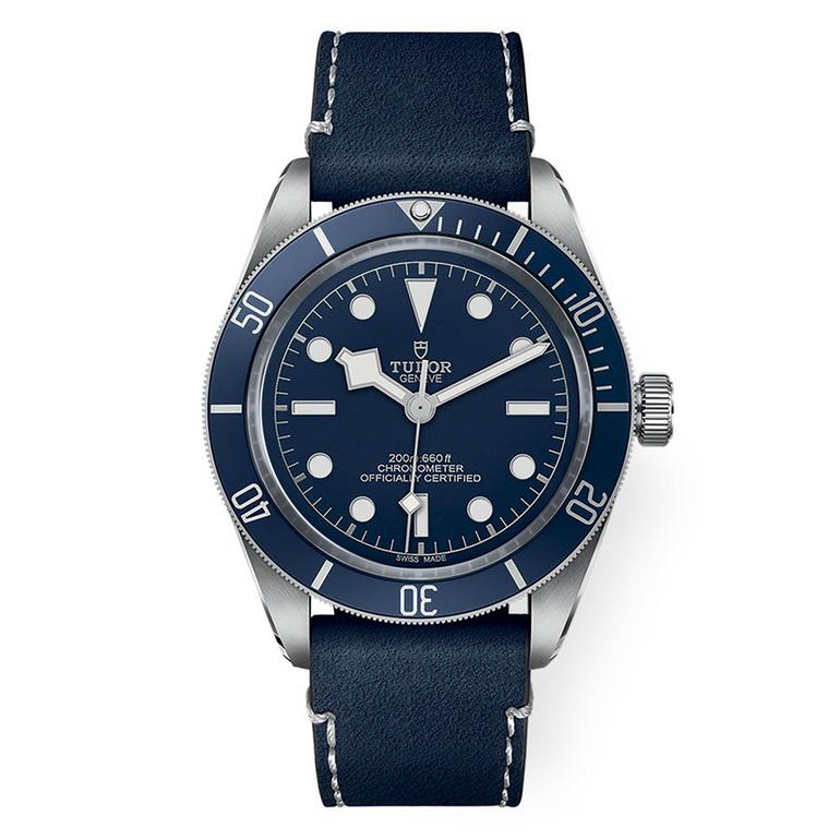 TUDOR Heritage Black Bay Fifty-Eight Navy Blue Automatic Soft Touch Men's Watch