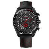OMEGA Speedmaster Moonwatch Team Alinghi Special Edition Chronograph Men's Watch