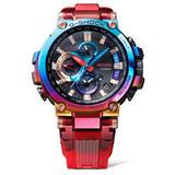 Casio MT-G Limited Edition Volcanic Lightening Chronograph Men's Watch