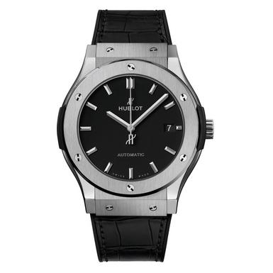 Hublot Classic Fusion Titanium Automatic Watch