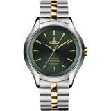 Vivienne Westwood Savile Steel and Gold Plated Ladies Watch