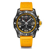 Breitling Endurance Pro Chronometer Yellow Men's Watch