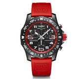 Breitling Endurance Pro Chronometer Red Men's Watch