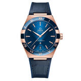 OMEGA Constellation 18ct Sedna Gold Co-Axial Master Chronometer Men's Watch