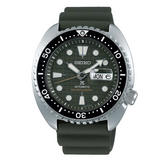 Seiko Prospex Diver's Khaki Turtle Automatic Men's Watch