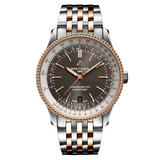 Breitling Navitimer Automatic 41 Steel and 18ct Red Gold Ladies Watch